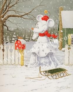 「Minnie's Winter Magic」