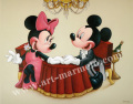 「A Toast to Mickey and Minnie」