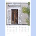 2021年黒川真紀アートカレンダー