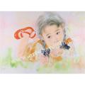 おおた慶文のアートプリント「そよ風のメロディ」