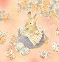 蓮田千尋の原画「Easter」