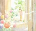 北沢優子の版画「春の扉」