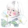 松原健治の版画「オキザリス」