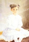 おおた慶文のポストカード額装「父の春の夢」