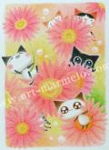Sakuraの版画「Frower Garden」、版画の通販専門店アート・マルメロ