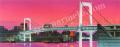 矢道瞬の版画「CityⅠ」、版画の通販専門店アート・マルメロ