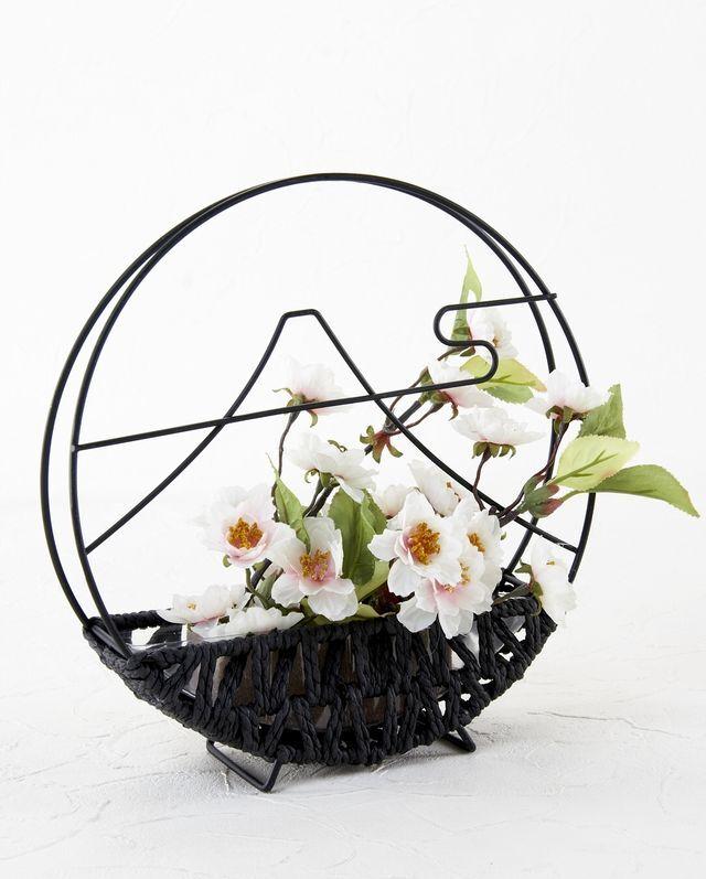 【造花・和モダン・和風アレンジメント】天音-あまね-