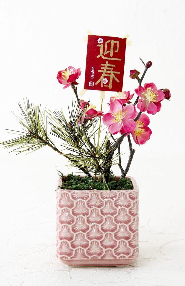 【造花アレンジメント】ローズスティル