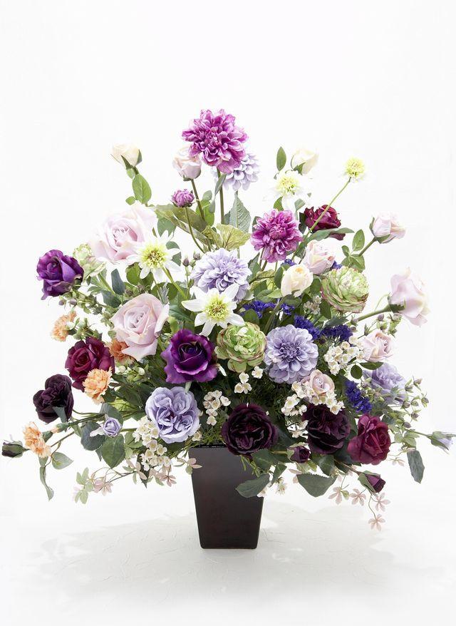 【造花アレンジメント】エクセルシオ