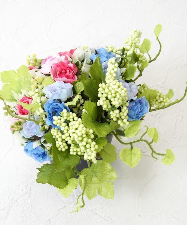 【造花・アートフラワーアレンジメント】リップル
