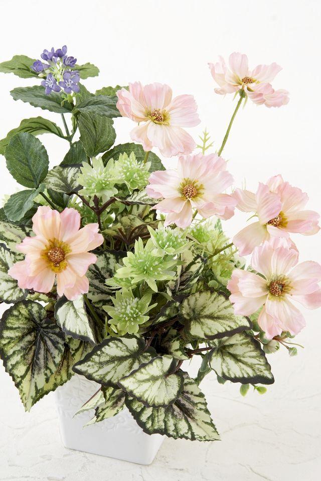 【造花・アートフラワーアレンジメント】リフレッシング