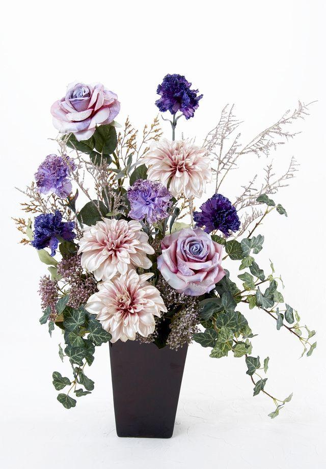 【造花・アートフラワーアレンジメント】ファンタスティック