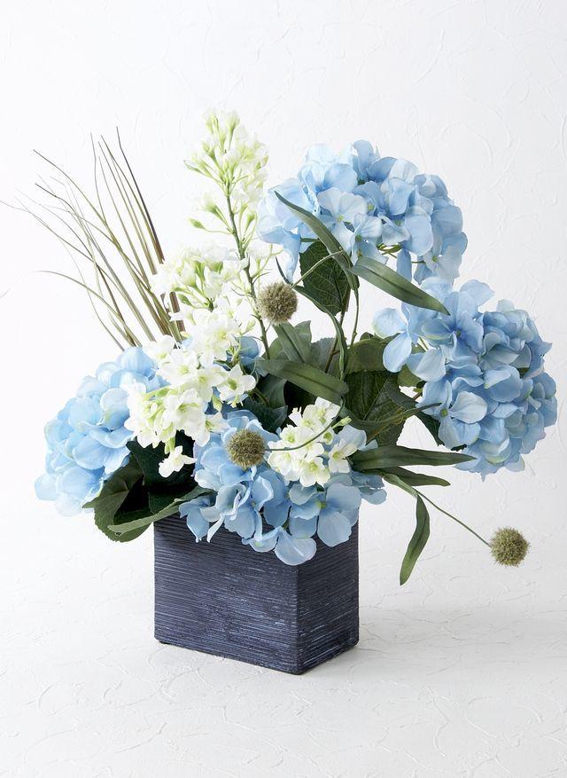 【造花・和モダン・和風アレンジメント】澪-mio