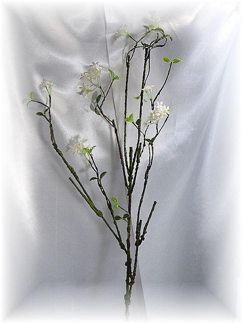 小花の小枝(ホワイト)