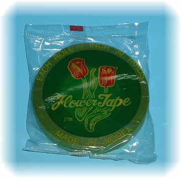 フローラテープ(ライトグリーン)