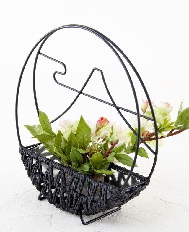 【造花・和モダン・和風アレンジメント】琉聖-りゅうせい/Mサイズ