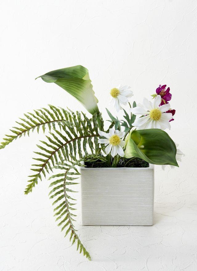 【和風造花アレンジメント】日々輝-hibiki