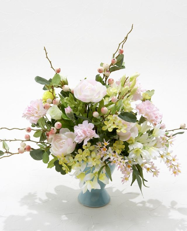 【造花アレンジメント】ナチュレーヌ