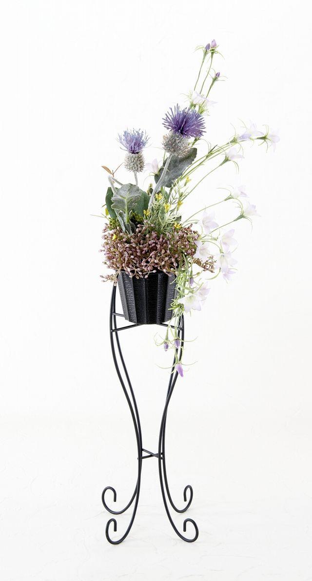 【造花・和モダン・アートフラワーアレンジメント】玉響-tamayura