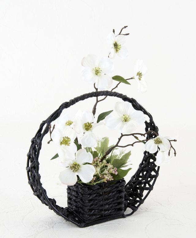 【造花・和モダン・和風アレンジメント】花音-kanon
