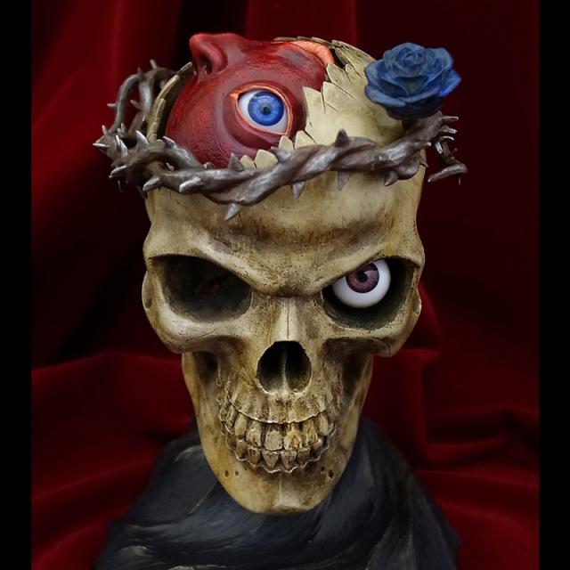 Skull Knight & Beherit 2016Ver <限定50体> ※締切