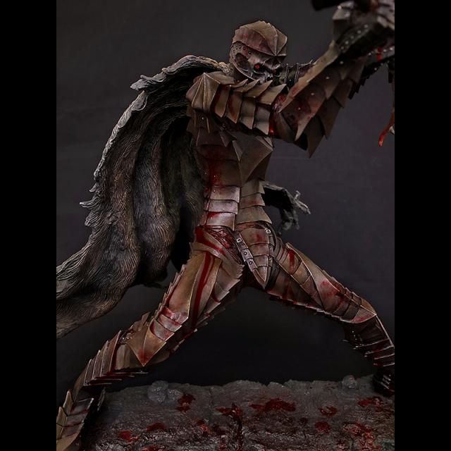 【流血塗装オプション】 「狂戦士」 Armored Berserk Skull Helmet Version