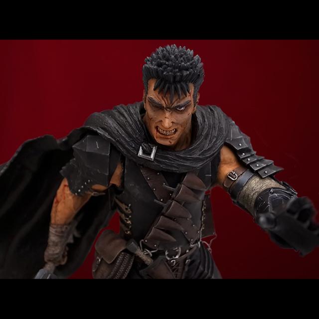 『黒い剣士』(冬の旅路)限定II  【限定20体】 *完売
