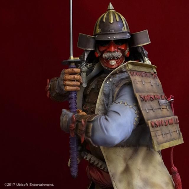 フォーオナー 『剣聖』 1/4スケール 塗装済み完成品 限定50体