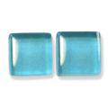 ガラスモザイク10 アジュール・ブルー Azure Blue(青系) 【クラフト用10mm角ガラスモザイクタイル】