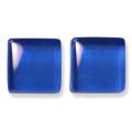 ガラスモザイク10 ブルーベリー Blueberry(青系) 【クラフト用10mm角ガラスモザイクタイル】