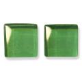 ガラスモザイク10 グリーン・ティ Green Tea(緑系) 【クラフト用10mm角ガラスモザイクタイル】