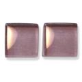 ガラスモザイク10 ライラック Lilac(紫系) 【クラフト用10mm角ガラスモザイクタイル】