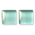 ガラスモザイク10 パシフィック・ブルー Pacific Blue(緑系) 【クラフト用10mm角ガラスモザイクタイル】