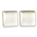 ガラスモザイク10 プラチナ Platinum(白金) 【クラフト用10mm角ガラスモザイクタイル】