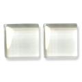 ガラスモザイク10:ホワイト