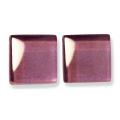 ガラスモザイク10 ジンファンデル Zinfandel(紫系) 【クラフト用10mm角ガラスモザイクタイル】