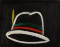 絵画「イタリアの帽子」ヒロ榎本/デジタル版画 ☆作品のみの購入はこちらで