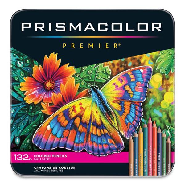 プリズマカラー プレミア色鉛筆 132色セット
