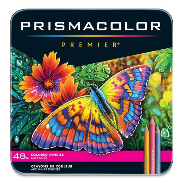 プリズマカラー プレミア色鉛筆 48色セット
