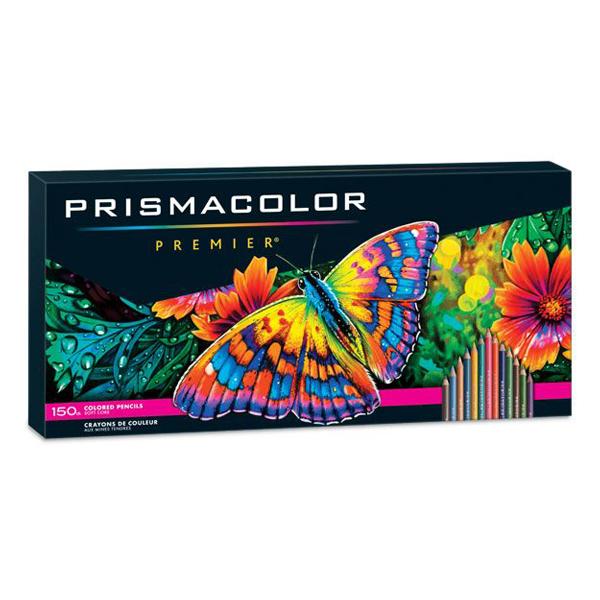 プリズマカラー プレミア色鉛筆 150色セット