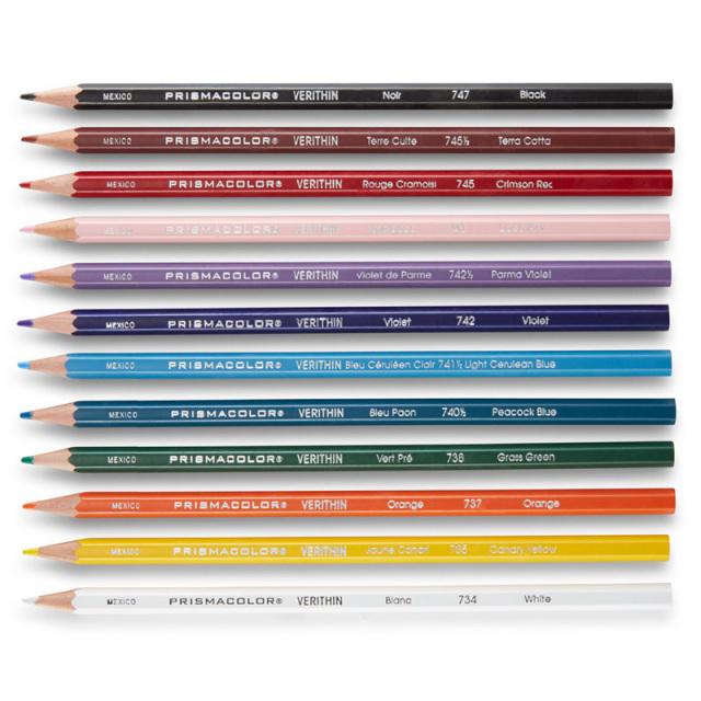 プリズマカラー ベリシン色鉛筆