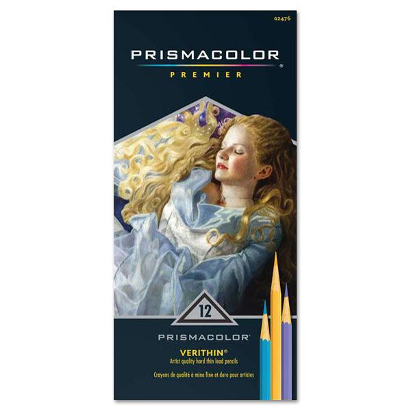 プリズマカラー・ベリシン色鉛筆 12色セット