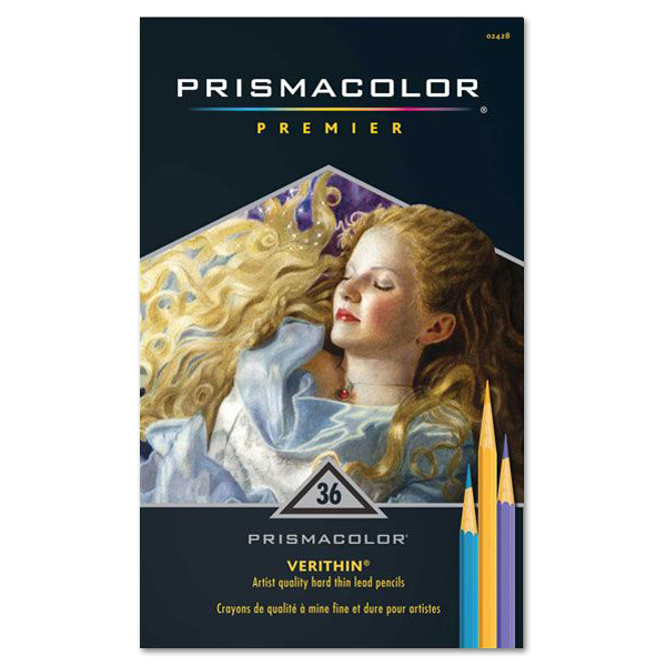 プリズマカラー・ベリシン色鉛筆 36色セット