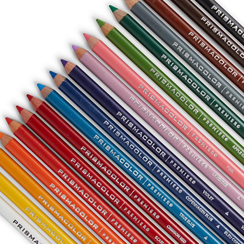 プリズマカラープレミア色鉛筆