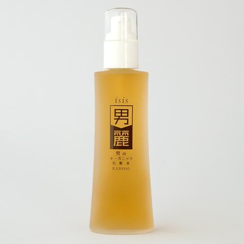 漢萌シリーズ 男のオーガニック化粧水 男麗〔だんれい〕 120ml