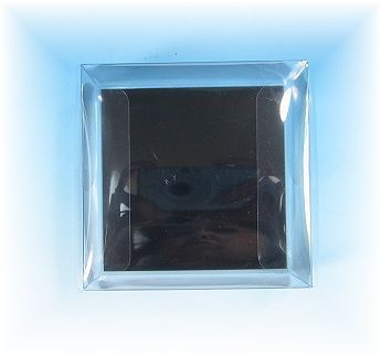 コサージュケース(折りたたみ式/底黒)小