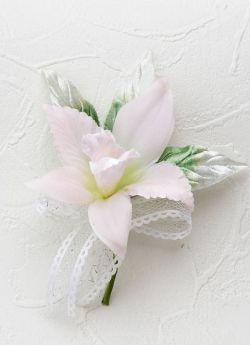 カトレアの手作りコサージュキット(ピンク)