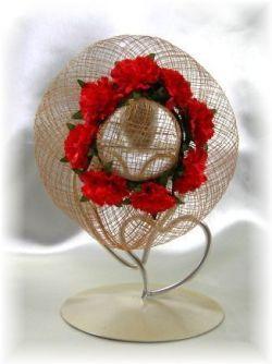 帽子のブローチ(大)#1