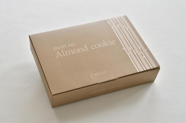 森のアーモンドクッキー 6個入り