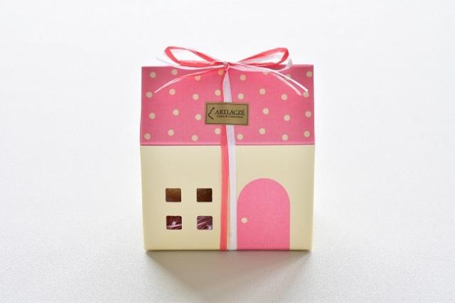 miniおうちギフト ピンク